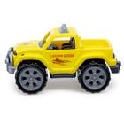 Машина «Легион», цвет жёлтый - фото 105650118