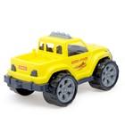 Машина «Легион», цвет жёлтый - фото 105650119