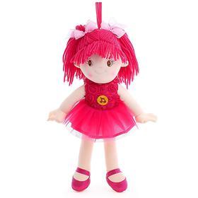Мягкая кукла 35 см, воспроизводит стихи и песенки на стихи А. Барто