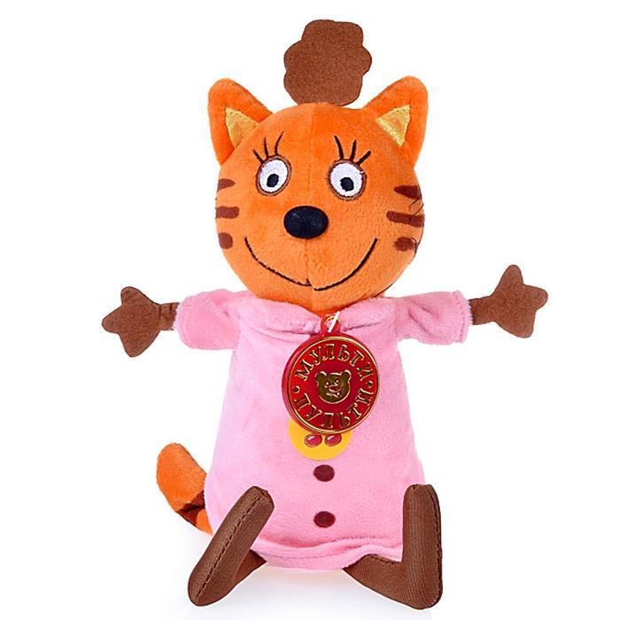 Мягкая музыкальная игрушка «Мама Кошка», 20 см