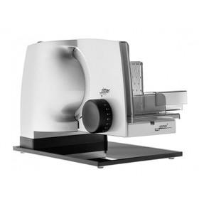 Ломтерезка Ritter SONO1, 65 Вт, толщина нарезки до 20 мм, чёрно-серебристая