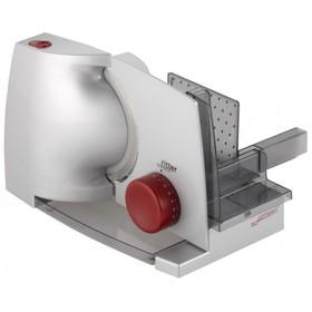 Ломтерезка Ritter COMPACT1, d=17 см, 65 Вт, толщина нарезки до 20 мм, серебристая