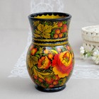 Vase, 12,5×21 cm, Kursk Gzhel