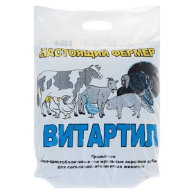"""Минеральная добавка """"Витартил. Настоящий фермер"""", 5 кг"""