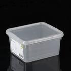 Контейнер для хранения с крышкой 2 л Basic