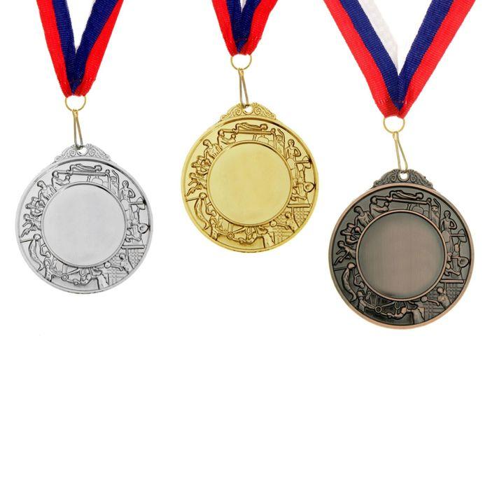 Медаль под нанесение 016, бронза