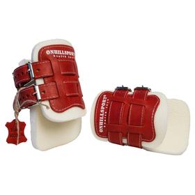 Гравитационные ботинки PLAIN, цвет красный