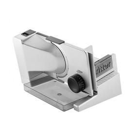 Ломтерезка Ritter SERANO5, 130 Вт, толщина нарезки до 24 мм, серебристая