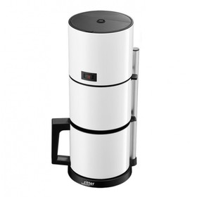Кофеварка Ritter CAFENA5, 650/800 Вт, 8 чашек, автоматическое отключение, белая