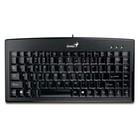 Клавиатура Genius Luxemate 100, проводная, мембранная, 88 клавиш, USB, черная