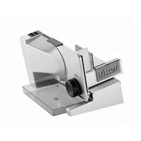 Ломтерезка Ritter SERANO9, 130 Вт, толщина нарезки до 23 мм, серебристая