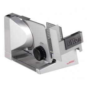 Ломтерезка Ritter SOLIDA4, 65 Вт, толщина нарезки до 20 мм, серебристая
