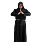 """Карнавальный костюм """"Монах"""", ряса, капюшон, р-р 52-54, рост 170-175 см"""