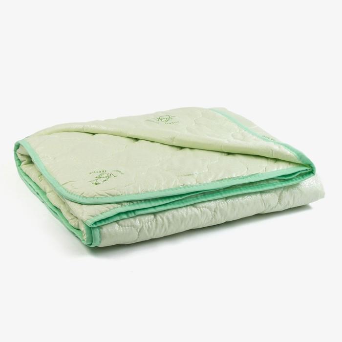 Одеяло Бамбук 145х205 см, 150г/м2, чехол ТИК пуходержащий