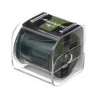 Леска капрон V8 на карпа, темно-зеленая d=0,3 мм, 300 м, 12,06 кг