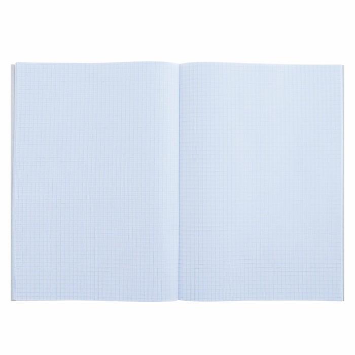 """Тетрадь А4, 96 листов клетка Calligrata """"Пантера"""", блок офсет, белизна 95%, картонная обложка - фото 370898200"""