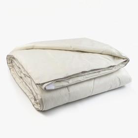 Одеяло Бамбук 145х205 см, 150г/м2, чехол Глоссатин стеганный