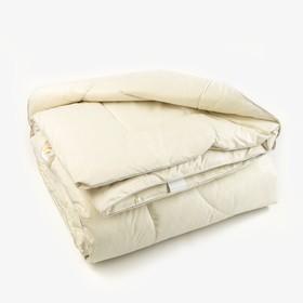 Одеяло Овечка 145х205 см, 300г/м2, чехол Глоссатин стеганный