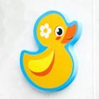 Набор игрушек для ванны из EVA «На пруду», мини-коврик, 3 шт. - фото 105536515