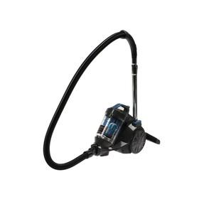 Пылесос REDMOND RV-C337, 1800 Вт, мощность всасывания 370 Вт, 3 л, серо-голубой