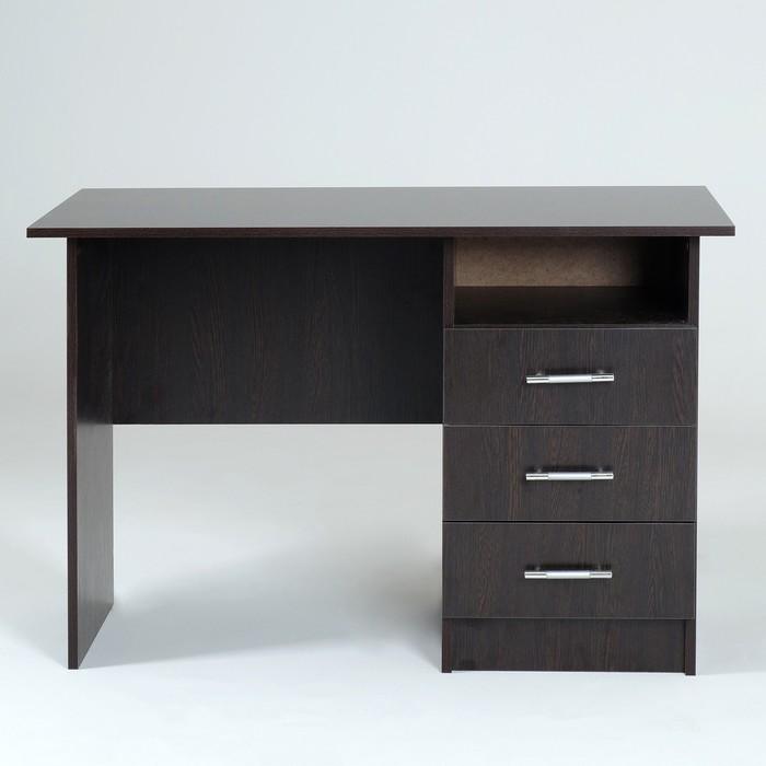 Стол письменный ПС-2, 1100х750х600, Венге/Венге