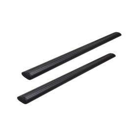 Алюминиевая дуга Atlant Black, черный , комплект 2 шт. В,С,D,E, крыло, 1100 мм
