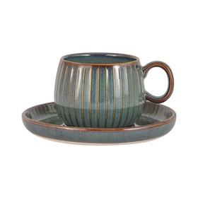 Чашка с блюдцем Comet 180 мл