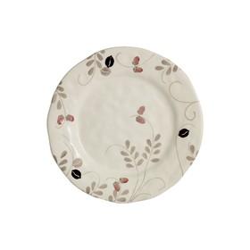 Тарелка обеденная «Листопад» 27.5 см