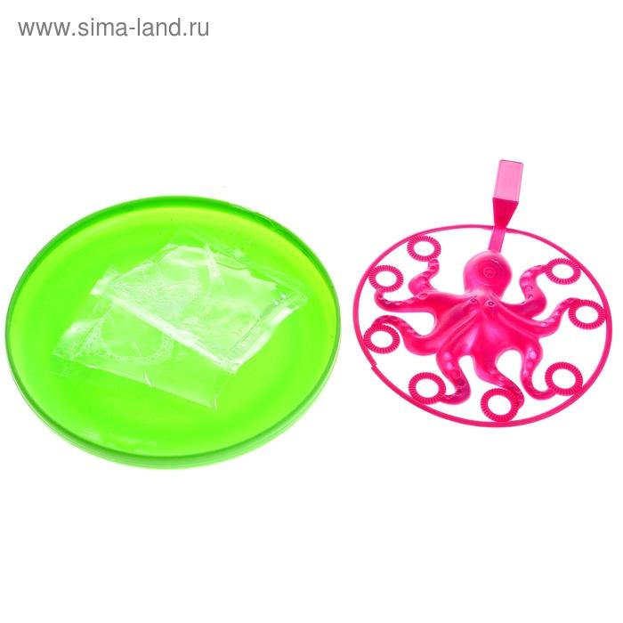 """Мыльные пузыри """"Осьминог"""", 200 мл., цвета МИКС"""
