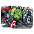 Подкладка для лепки (накладка на стол) фигурная 200х150 мм Marvel Мстители, пластиковая