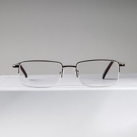 Glasses corrective 9899, color: Golden, limb. duik., +5