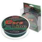 Леска капрон SPECIAL SPORT LINE темно-зеленая d=0,25 мм, 100 м, 5,4 кг