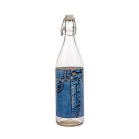 Бутылка «Джинс», объём 1 л