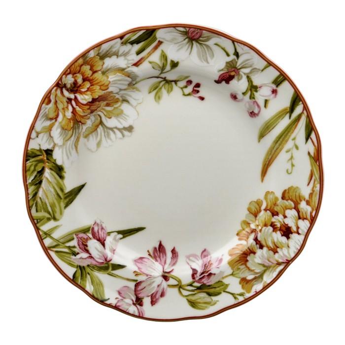 Тарелка десертная 22 см «Пенелопа»