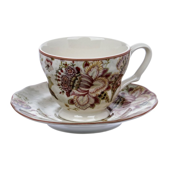 Чашка с блюдцем «Габриэлла», 200 мл