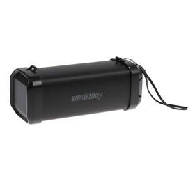 Портативная колонка Smartbuy Satellite, 4 Вт, Bluetooth, FM-радио, USB, черная