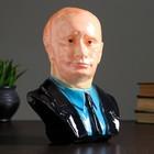 """Копилка """"Бюст Путина"""" 30х21см"""