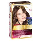 Красящий крем для волос L'Oreal Excellence Creme с тройной защитой, оттенок 600 «Темно-русый»