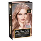 Краска для волос L'Oreal Recital Preference, тон 8.23 «Розовое золото»