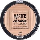 Хайлайтер для лица Maybelline Master Chrome, оттенок 100 Molten Gold