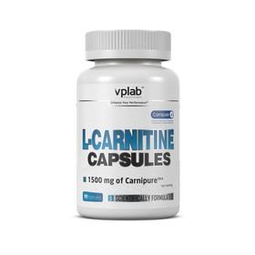 Жиросжигатели VPLAB L-Carnitine Capsules / 90 caps