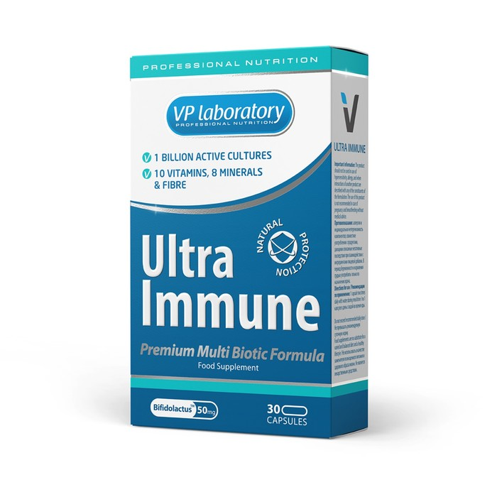 Витамины VPLAB Ultra Immune / 30 caps