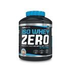 Протеин BioTech USA Iso Whey Zero lactose free / 2270g / ваниль