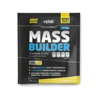 Гейнер VPLAB Mass Builder / 100 g / банан (1.2 kg pouches)