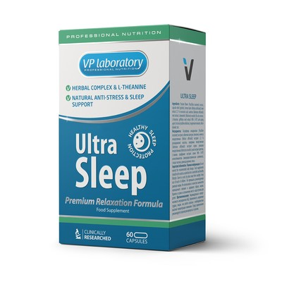 Витамины VPLAB Ultra Sleep / 60 caps