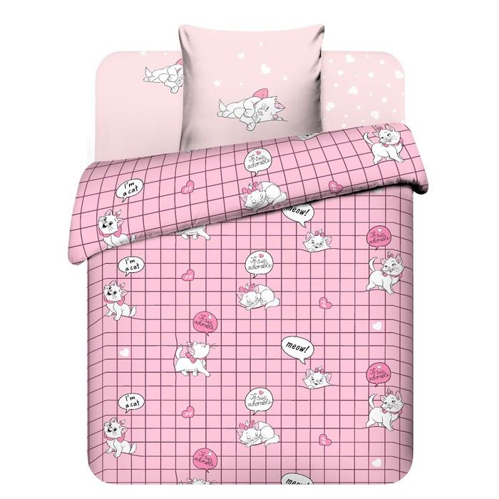 Детское постельное бельё 1,5сп «Мари», 145х215см, 150х214см, 70х70см