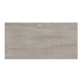 Панель декоративная перфорированная, без рамки, Дамаско, дуб винтаж, 1112х512 мм