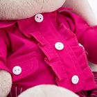 Мягкая игрушка «Зайка Ми» в курточке и шортиках, 18 см - фото 105615994