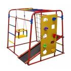 ДСК «Формула здоровья» Start baby 2, 1200 × 1330 × 1230 мм, цвет красный/радуга