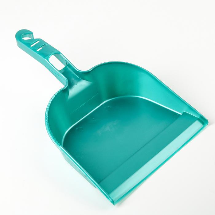 Совок для мусора, перламутр, цвет МИКС